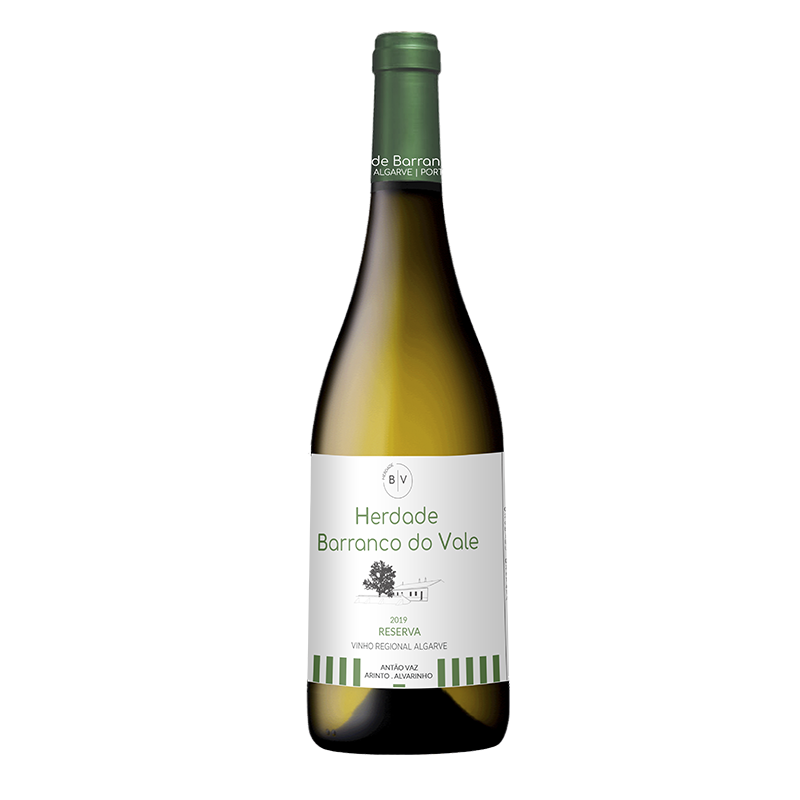 HERDADE BARRANCO DO VALE BLEND WHITE RESERVE 2019
