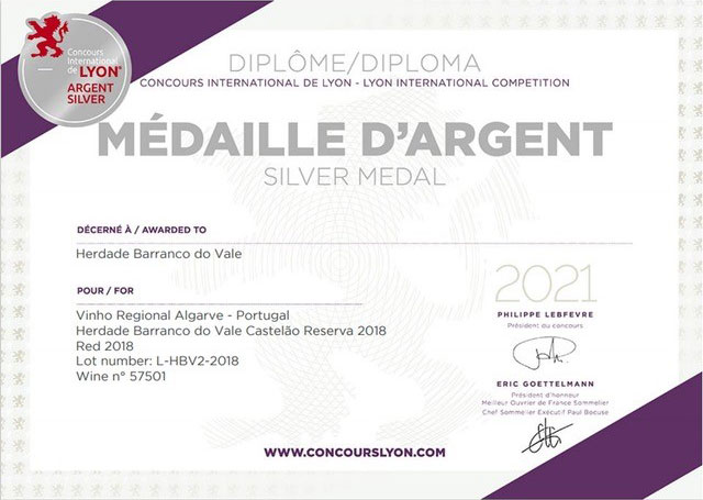 Medalha Prata Lyon